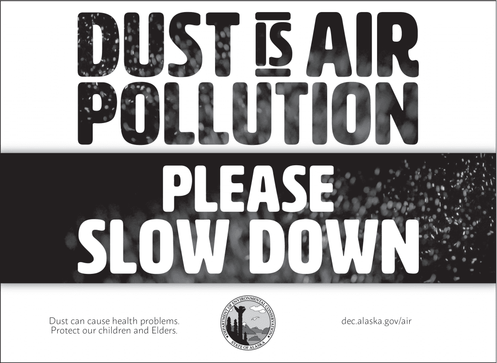 Rural Dust Print Ad